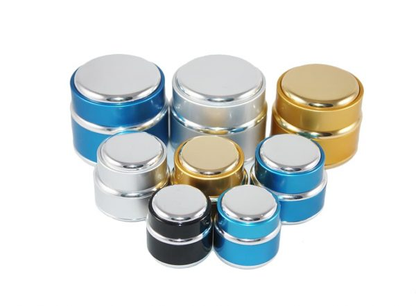 Kosma Glass Jars With Lid