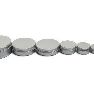 Aluminum jars