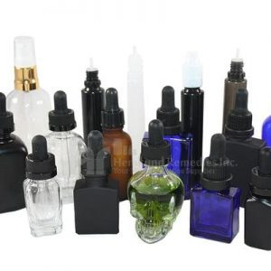 Glass Droppers Bottles